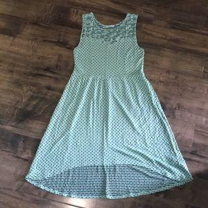 Re-posh Maurices Hi-low Dress